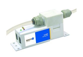 Ioncell in-line ioniser